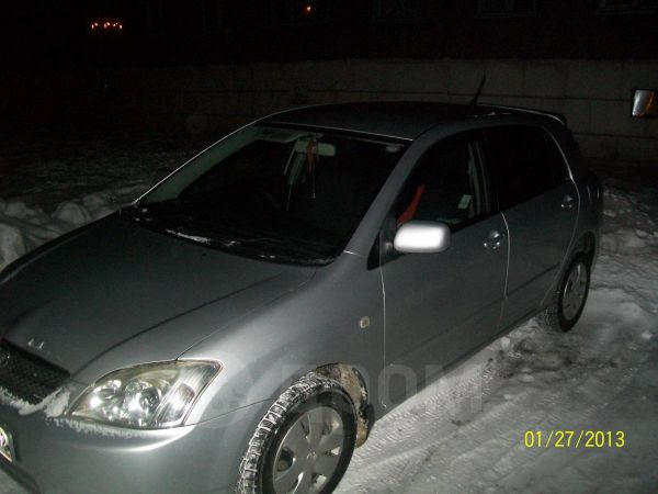Toyota Corolla Runx, 2002 год, 385 000 руб.