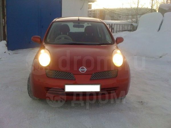 Nissan March, 2002 год, 260 000 руб.