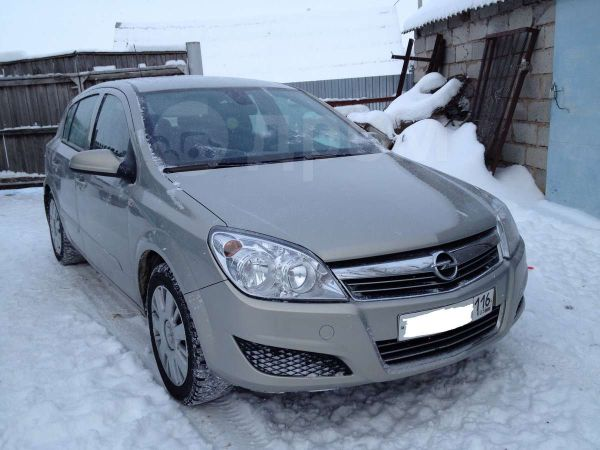 Opel Astra, 2008 год, 485 000 руб.