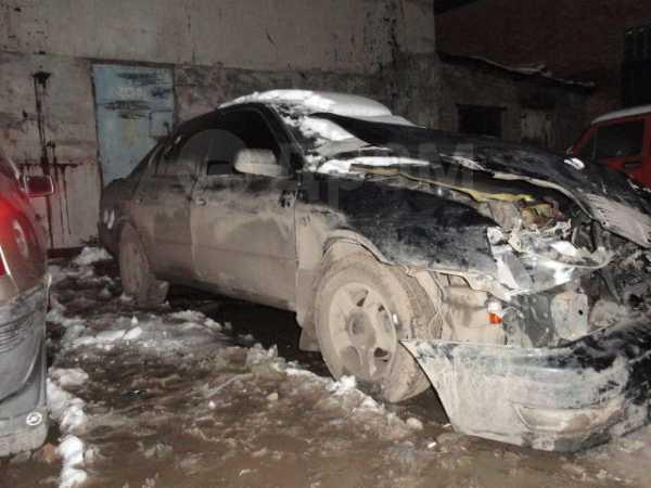 Toyota Camry, 1996 год, 55 000 руб.