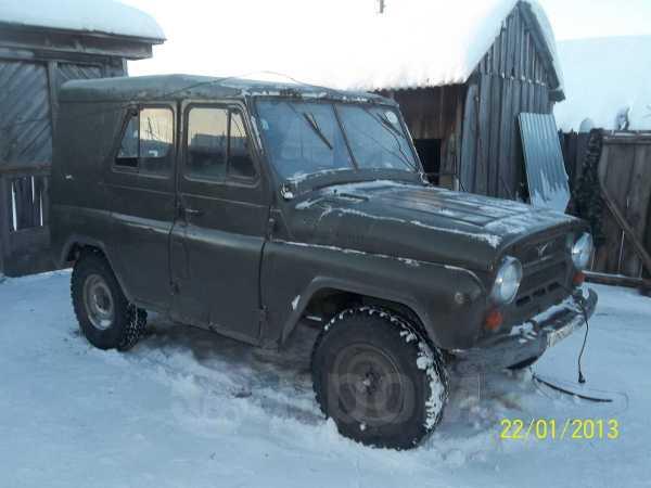 УАЗ 469, 1973 год, 40 000 руб.