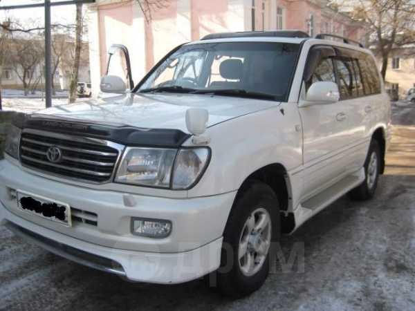 Toyota Land Cruiser, 1998 год, 880 000 руб.