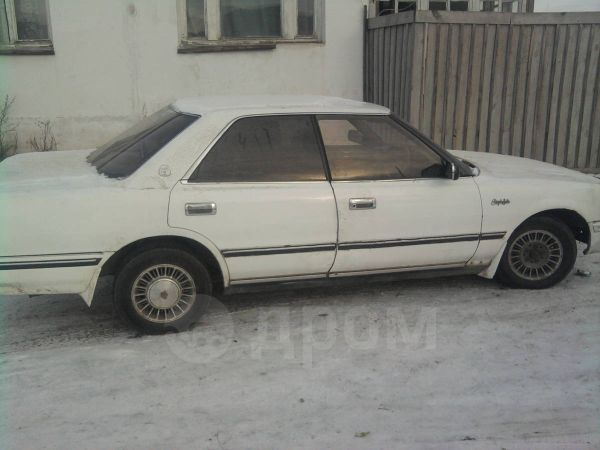 Toyota Crown, 1990 год, 85 000 руб.