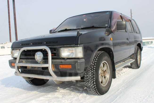 Nissan Terrano, 1991 год, 100 000 руб.