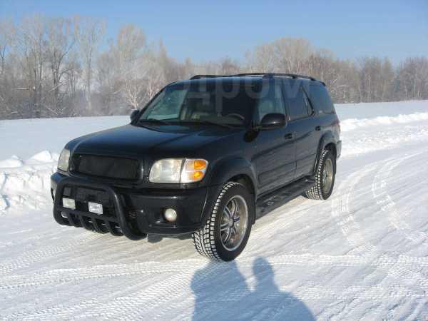 Toyota Sequoia, 2002 год, 850 000 руб.