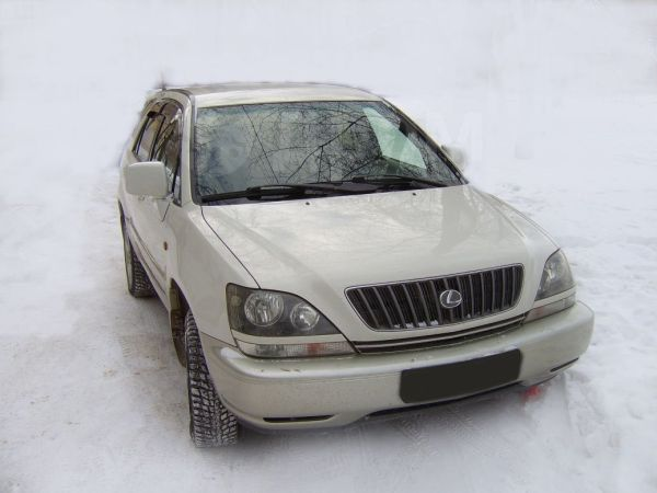 Toyota Harrier, 1997 год, 450 000 руб.