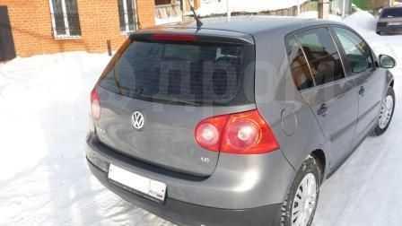 Volkswagen Golf, 2005 год, 425 000 руб.