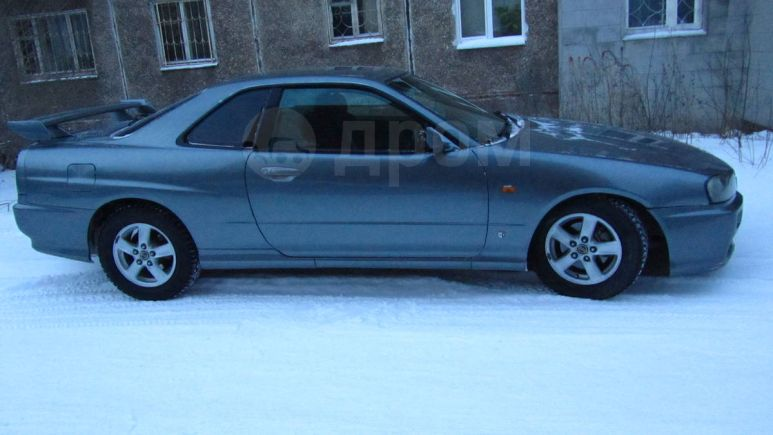 Nissan Skyline, 1999 год, 370 000 руб.