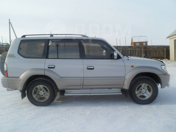 Toyota Land Cruiser Prado, 2000 год, 450 000 руб.
