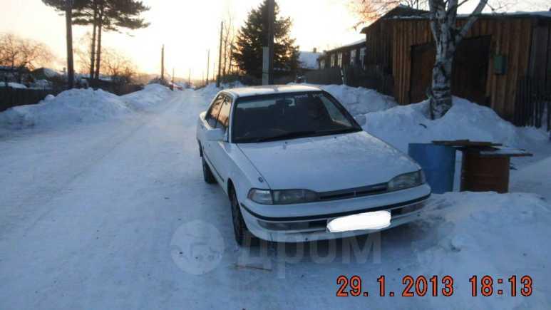 Toyota Carina, 1991 год, 115 000 руб.