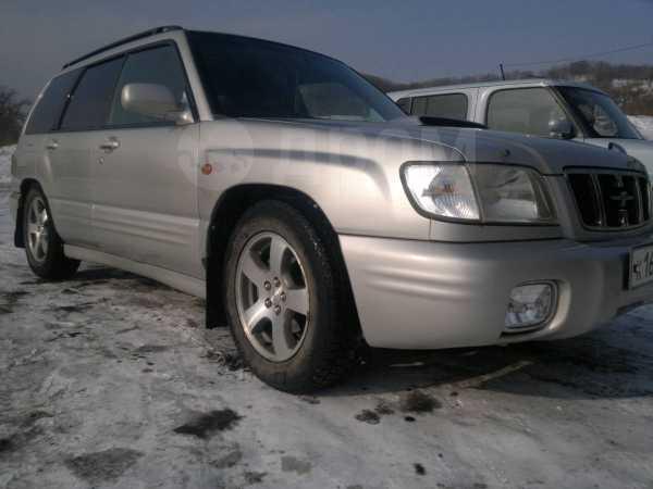 Subaru Forester, 2000 год, 330 000 руб.