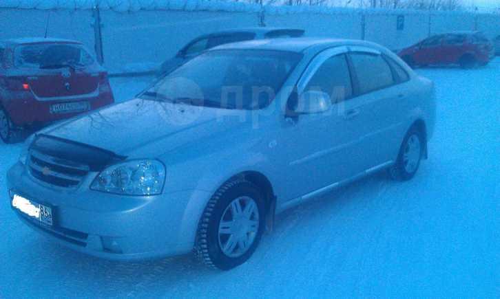 Chevrolet Lacetti, 2012 год, 460 000 руб.