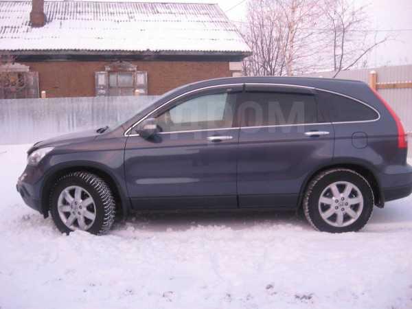 Honda CR-V, 2007 год, 765 000 руб.