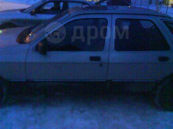 Ford Sierra, 1988 год, 72 000 руб.