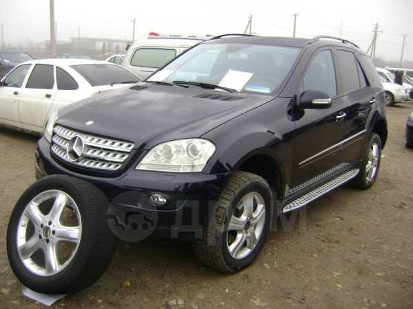 Mercedes-Benz M-Class, 2007 год, 1 400 000 руб.