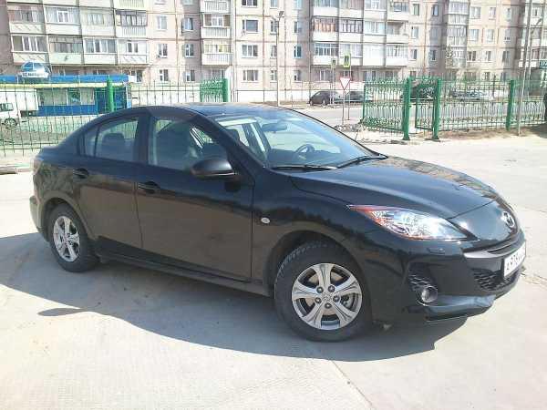 Mazda Mazda3, 2012 год, 660 000 руб.