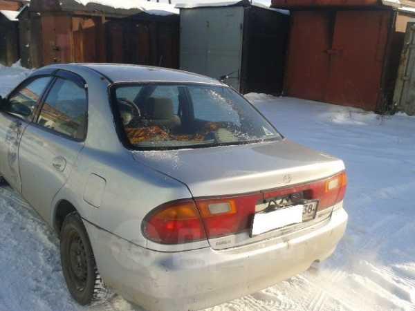 Mazda Familia, 1996 год, 130 000 руб.