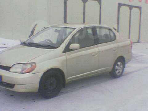 Toyota Platz, 2000 год, 190 000 руб.
