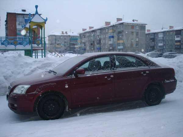 Toyota Avensis, 2004 год, 440 000 руб.