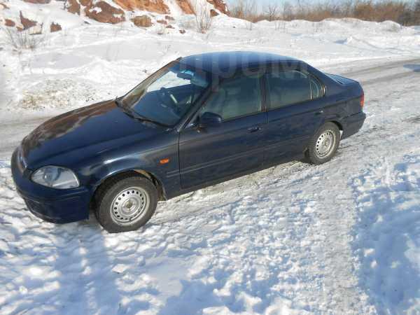 Honda Civic, 1998 год, 115 000 руб.