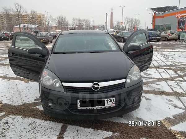 Opel Astra, 2007 год, 405 000 руб.