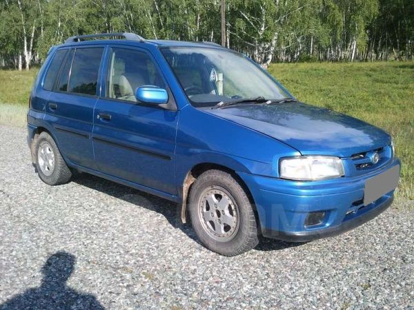Mazda Demio, 1998 год, 186 000 руб.
