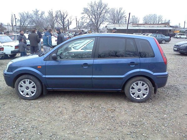 Ford Fusion, 2005 год, 265 000 руб.