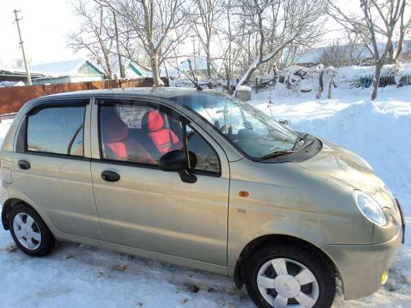 Daewoo Matiz, 2006 год, 167 000 руб.