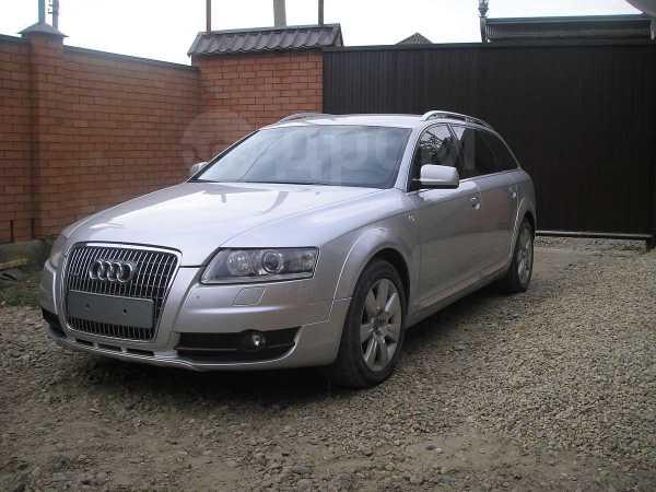 Audi A6 allroad quattro, 2006 год, 760 000 руб.