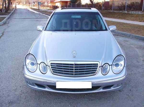 Mercedes-Benz E-Class, 2002 год, 560 000 руб.