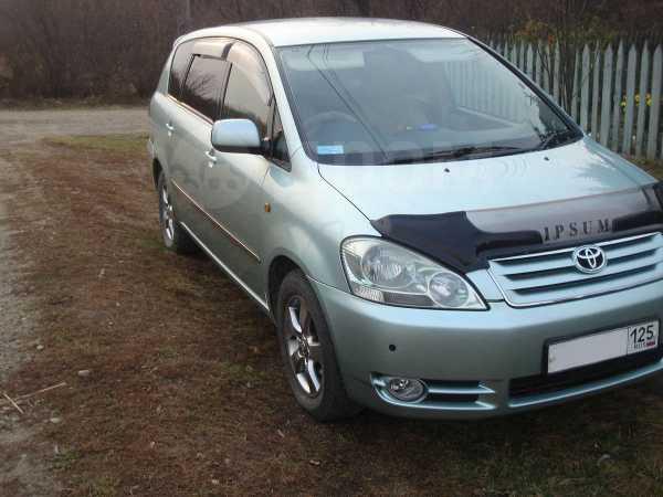 Toyota Ipsum, 2004 год, 450 000 руб.
