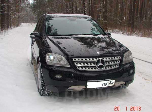 Mercedes-Benz M-Class, 2007 год, 1 150 000 руб.