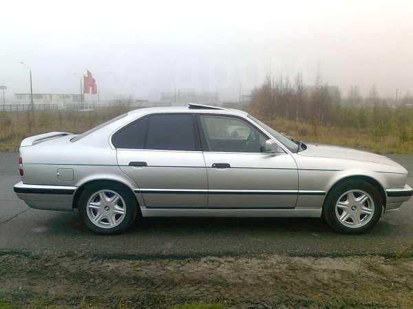 BMW 5-Series, 1991 год, 260 000 руб.