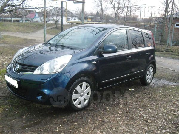 Nissan Note, 2010 год, 449 000 руб.