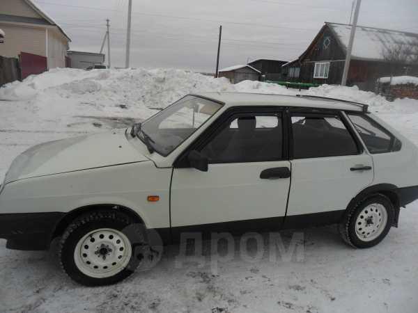Лада 2109, 1987 год, 52 000 руб.