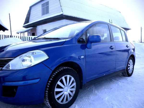 Nissan Tiida, 2008 год, 419 000 руб.