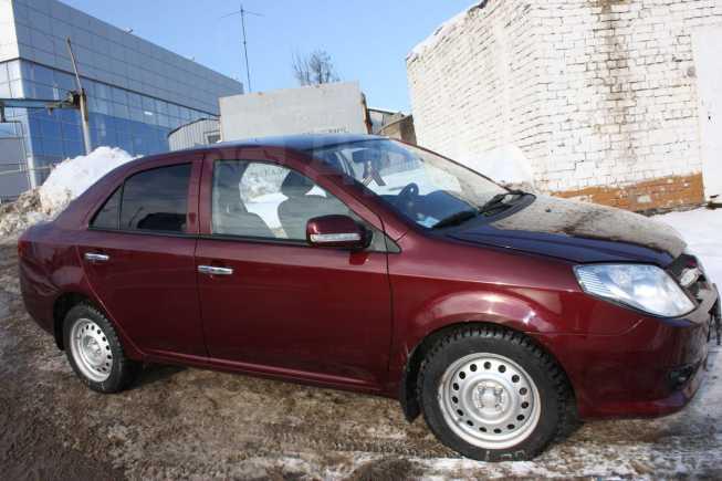 Geely MK, 2010 год, 310 000 руб.