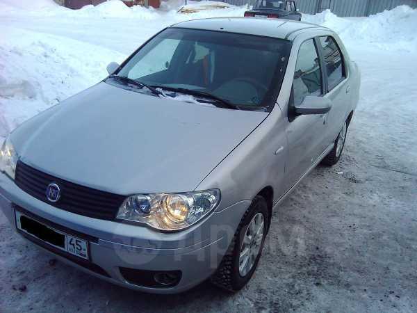 Fiat Albea, 2008 год, 260 000 руб.