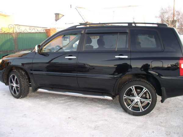 Toyota Highlander, 2005 год, 850 000 руб.