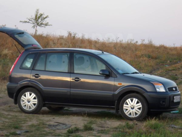 Ford Fusion, 2007 год, 339 000 руб.