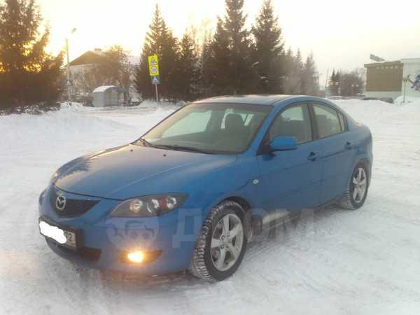 Mazda Mazda3, 2004 год, 380 000 руб.