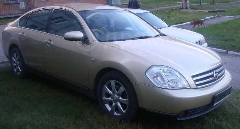 Nissan Cefiro, 2003 год, 360 000 руб.