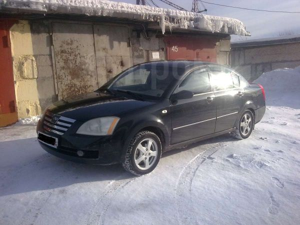 Chery Fora A21, 2007 год, 237 000 руб.