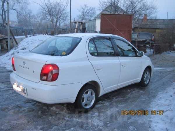 Toyota Platz, 2002 год, 213 000 руб.