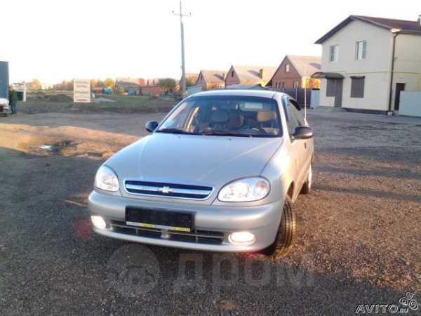 Chevrolet Lanos, 2009 год, 279 000 руб.