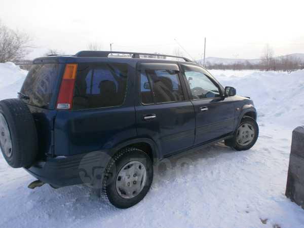Honda CR-V, 1996 год, 330 000 руб.