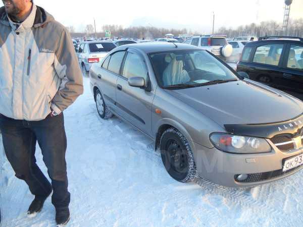 Nissan Almera, 2004 год, 349 000 руб.