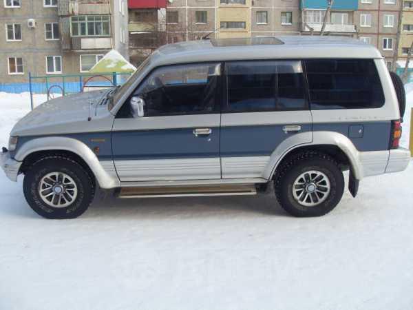 Mitsubishi Pajero, 1991 год, 410 000 руб.