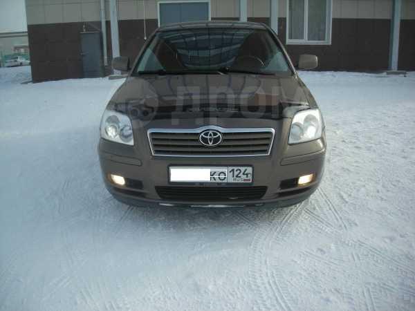 Toyota Avensis, 2006 год, 585 000 руб.