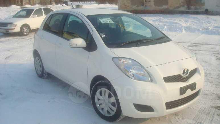 Toyota Vitz, 2009 год, 280 000 руб.